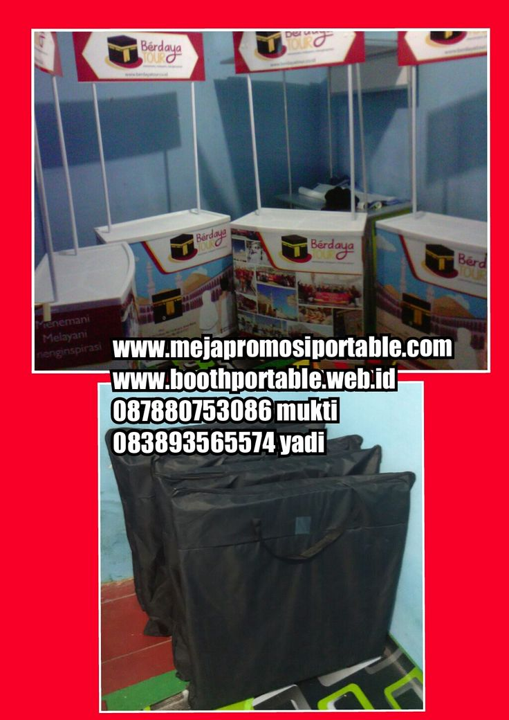 Raja Booth Portable spesialis produksi booth portable sejak 2012. www.rajaboothportable.com 087880753086 mukti 083893565574 yadi ‪#‎boothportable‬