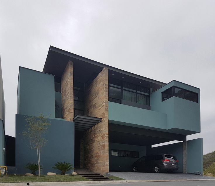 Residencia de 600 m2 en Residencial Las Fincas, Santa Catarina, Nuevo León.