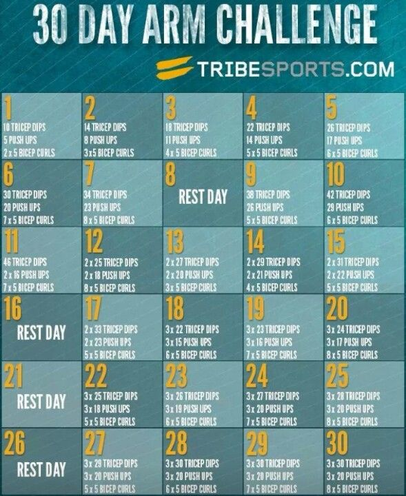 30 day challenges @Elizabeth Lockhart Lockhart Stefaniak
