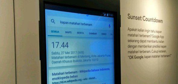 Nih Cara Cepat Cari Waktu Berbuka di Aplikasi Google