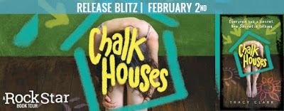 Book-o-Craze: RELEASE BLITZ   Chalk Houses by Tracy Clark