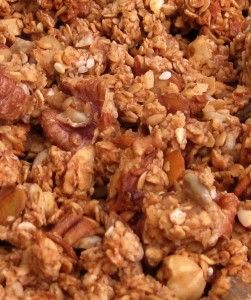 SLIMMING WORLD friendly granola