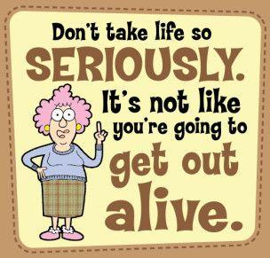 Aunty Acid Quotes On Life