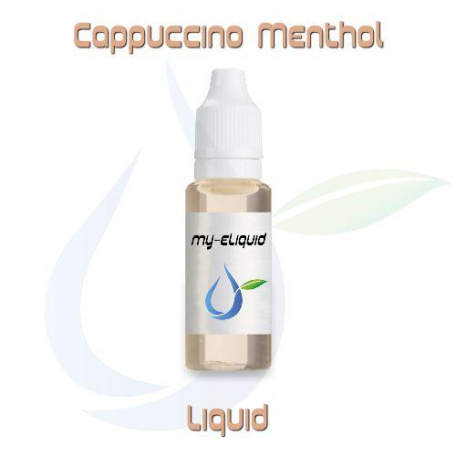 Cappuccino Menthol Liquid | My-eLiquid E-Zigaretten Shop | München Sendling