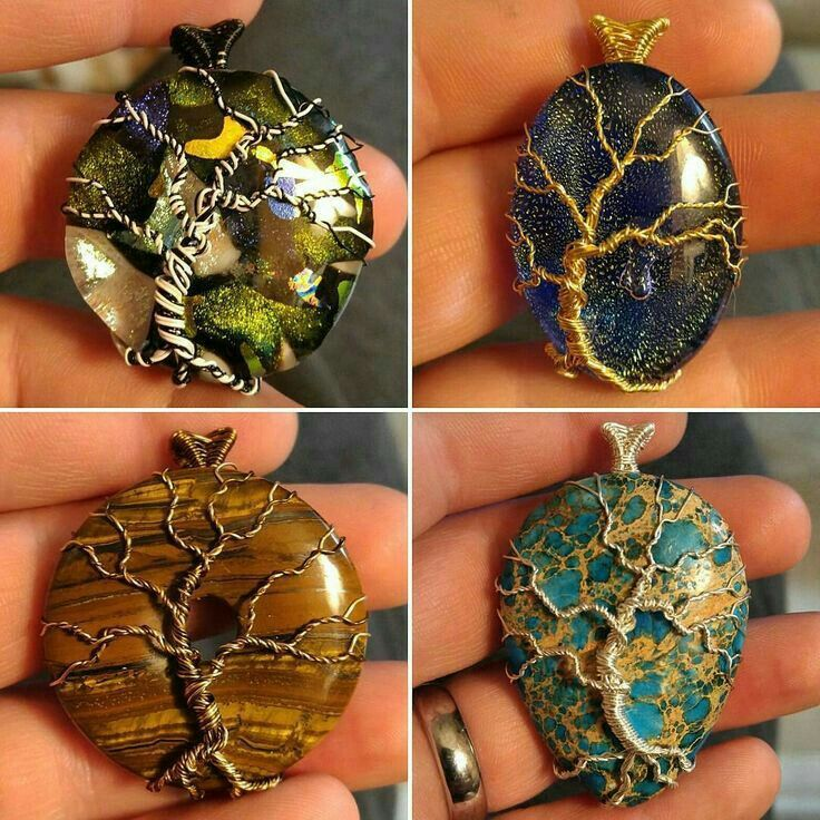 510 besten Jewelry Design: Beaded Tree, Tree of Life Bilder auf ...