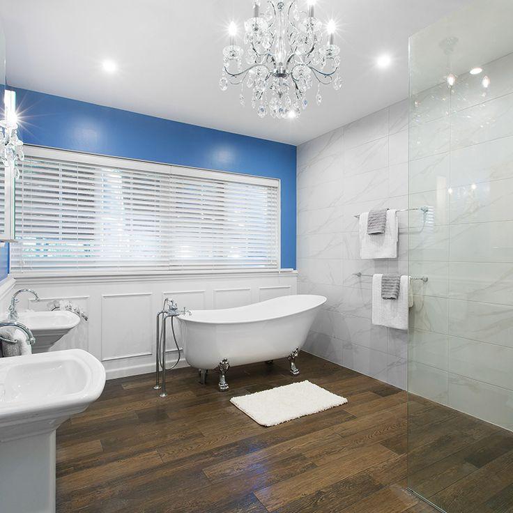 Dane leanne bathroom week 4 theblockshop for Reno bathroom ideas