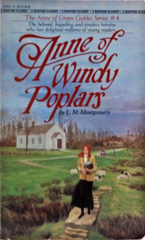 Eolake Stobblehouse thoughts: Anne of Windy Poplars audiobook LM Montgomery, plus Anne of Ingleside audiobook