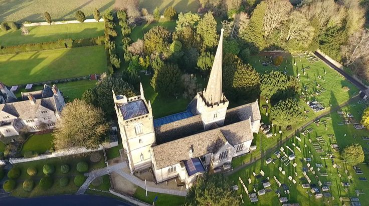 St Mary's, Purton Wilts