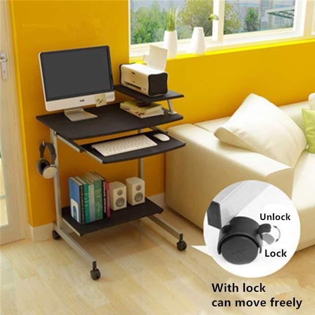 Computer Desk Small Home Office Placeholder Modern Computer Desk