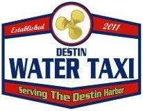 Captain Jimmy~ 850.499.6679 Captain Crystal~ 850.499.1909 The Destin Water Taxi offersa fun convenienttransportation alternative for Holiday Isle, Norriego Point, HarborWalk Village, and all your favorite Harbor view restaurants and bars. Avoid fighting the heavy traffic & congestion on Hwy 98 or trying to find parking at your favorite destinations around the harbor, let us pick … Continue reading Call for Pick Up! →