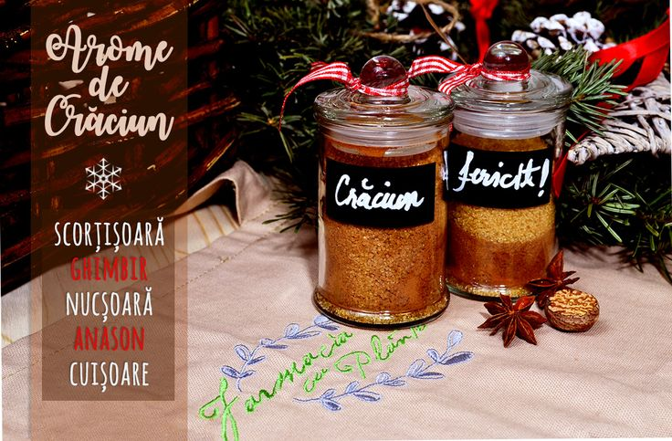 Mix de condimente pentru Crăciun