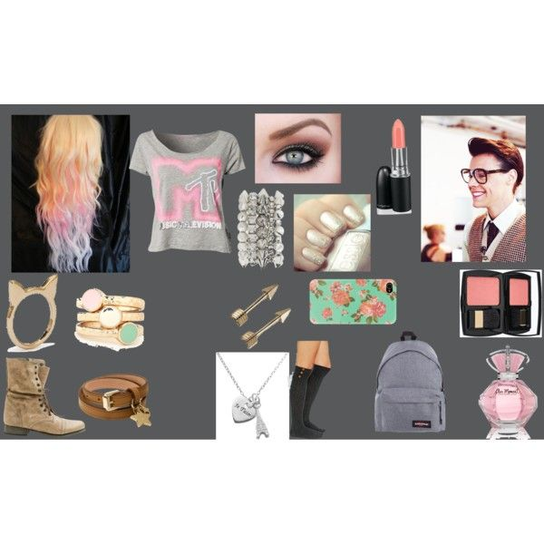 """Studing with Marcel Styles"" by directioner-264 on Polyvore"