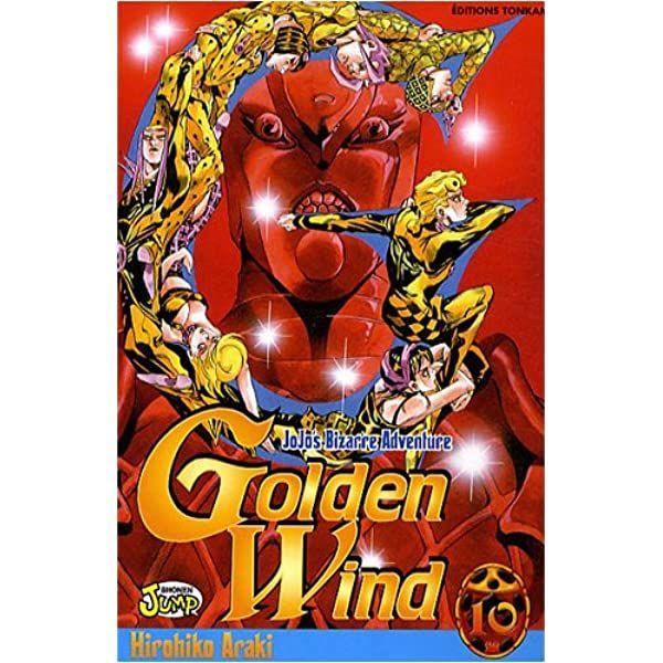 Pdf Jojos Bizarre Adventure Golden Wind Tome 10 Ebook In 2020