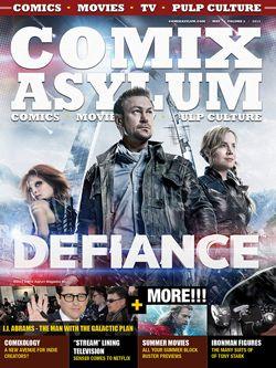 Comix Asylum Issue 2