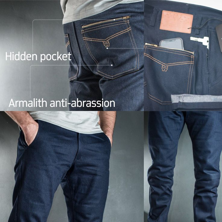 Crave Motorcycle Worlds strongest armalith denim