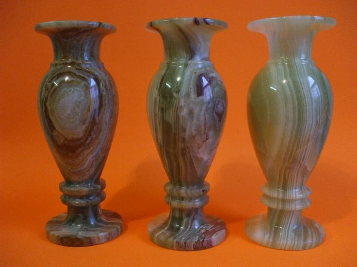 Flower Vases Onyx 12 X 36 Us 4oo Fob Karachi Port Flower