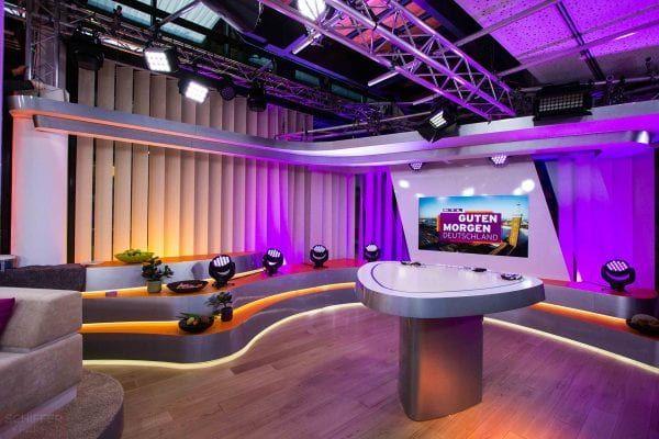 Rtl Guten Morgen Deutschland Studio Guten Morgen Deutschland