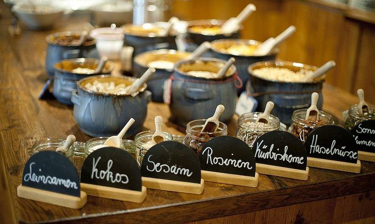 Frühstücksbuffet Golf Resort Achental Frühstück Brunch Buffet