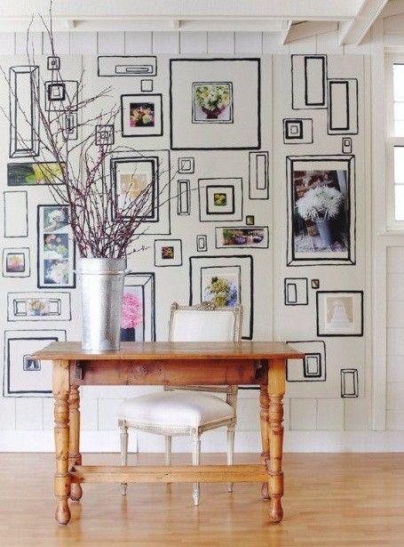 49 best Tapeten images on Pinterest Vinyls, Wall decal sticker - tapeten für schlafzimmer bilder
