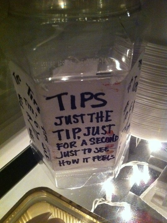 funny creative tipsRandom Pictures, Funny Things, Laugh, Funny Pictures, Tips Jars, Funny Random, Funny Stuff, Finding Funny, Giggles