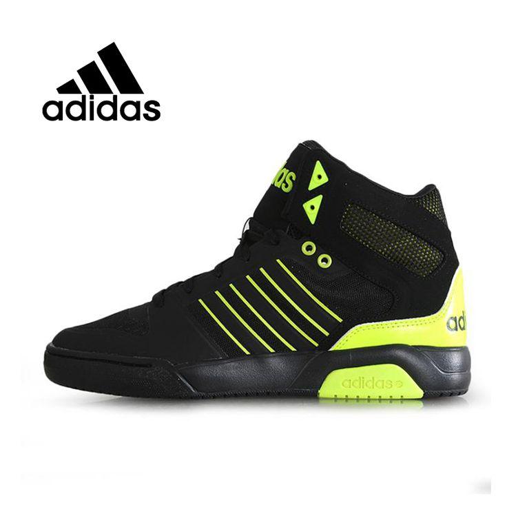 Оригинальные Adidas NEO мужская Скейтбординг Обувь F98044/F98041 Высокого помощь кроссовки бесплатная доставка