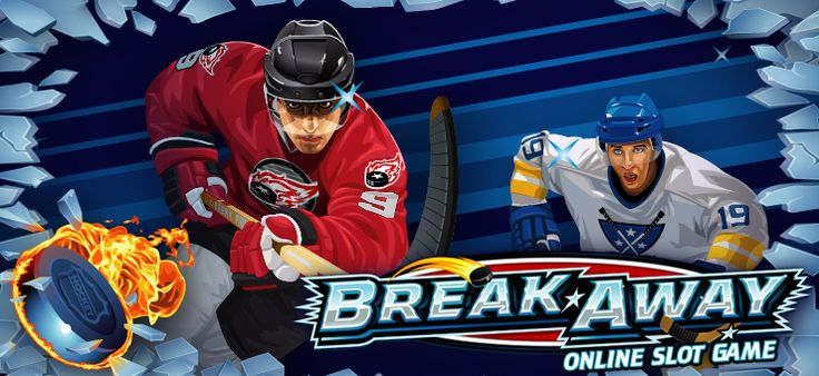 Feel the atmosphere of a victorious hockey match with Break Away game! You'll definitely go wild because of the superb features of 5-reel, 243-ways-to-win Break Away slot. Stacked Wilds, crashing hockey plugs of the Smashing Wild feature, up to 25 Free Spins mixed with Rolling Reels and up to the 10x Multiplier. Microgaming developer has released the fantastic hockey-themed slot. Test it for free at onlinecasinohex.ca!