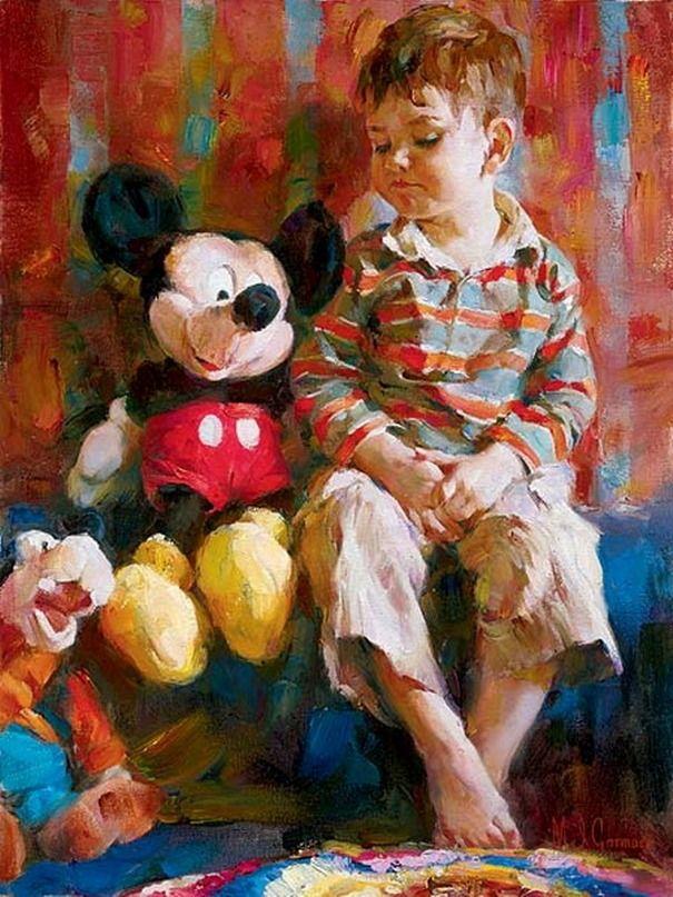 Michael and Inessa Garmash Fine Art