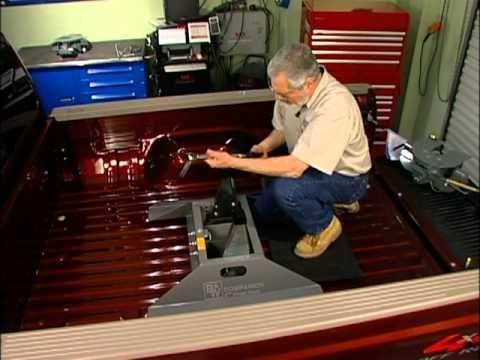 B Companion 5th Wheel Hitch Installation Demonstration. www.HelpSellMyRv.com