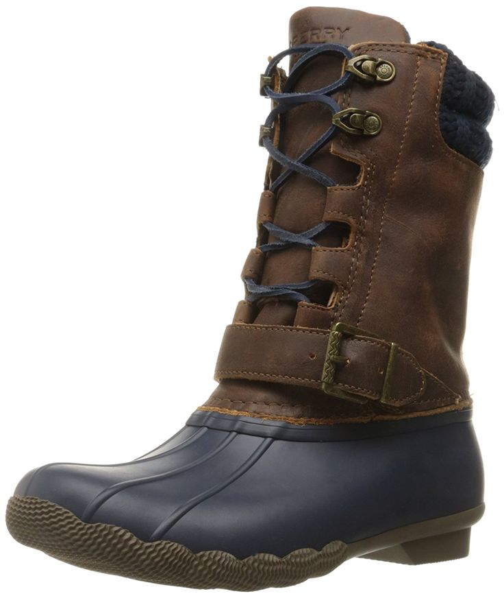 Sperry Top-Sider Womens Saltwater Misty Rain Boot  You -9217