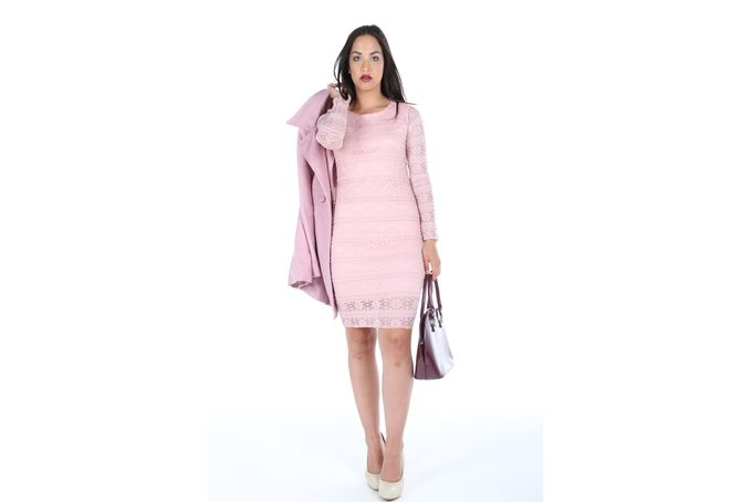 Autumn Chatteau Lace Dress by ThreadZ Clothing on hellopretty.co.za