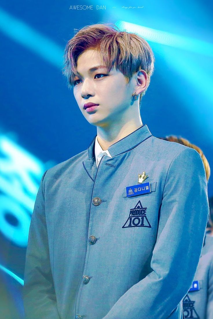 Kang Daniel will debut, fighting!