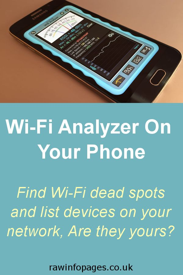 5 must-have Android apps to analyse home or work Wi-Fi