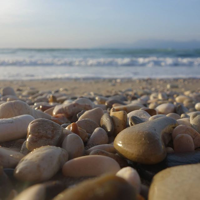 Daydreaming of #Corfu! #Acharavas #Beach Photo credits: @geografreak