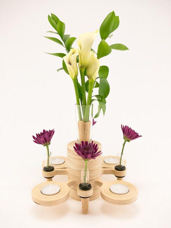 Style 33  Symmetrical Vase and Candle Holder by KkornerInnovations, $26.00