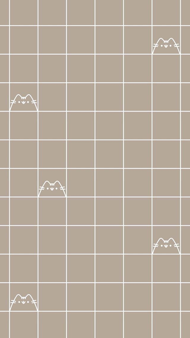 brown squares grid wallpaper patterns wallpaper