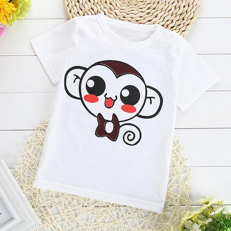 Bobo Choses Children Clothing Dinosaur New 2016 Baby And Bboys Cartoon T Shirt Kids Sleeve Tshirt Girls' Summer Printed T-shirt♦️ SMS - F A S H I O N 💢👉🏿 http://www.sms.hr/products/bobo-choses-children-clothing-dinosaur-new-2016-baby-and-bboys-cartoon-t-shirt-kids-sleeve-tshirt-girls-summer-printed-t-shirt/ US $1.80