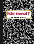 Disability Employment 101 provides information on vocational rehabilitation centers, and centers for independent living. You can download the complete publication for free.