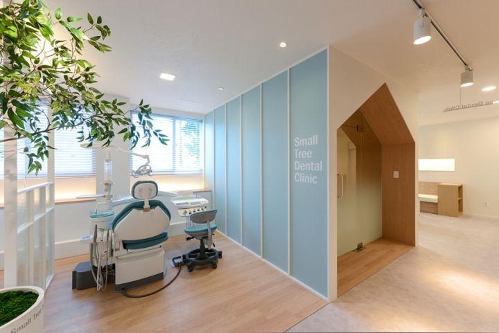 Small Tree Dental Clinic by D&A Partners, Chungju – South Korea » Retail Design Blog