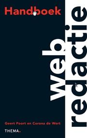 Leest: handboek webredactie - Geert Poort - Webschrijven, webredactie, webcontent, webcommunicatie, training