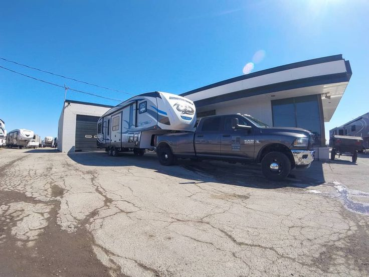 Towing Capacity and Trailer Weight What RV Owners Need