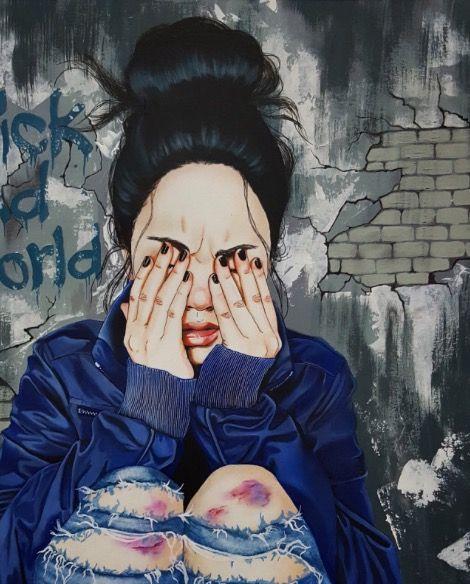 Paint Colors For Depression: 25+ Best Depression Illustration Ideas On Pinterest