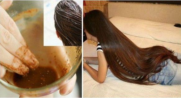 Potion incroyable pour la croissance des cheveux