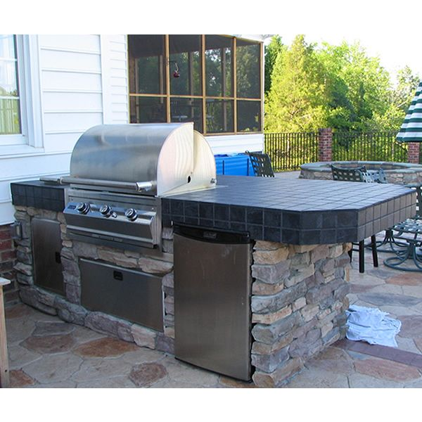 17 best images about barbecue grill bbq grills on for Custom outdoor bbq kitchens