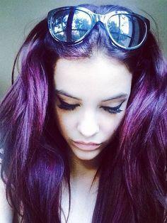 syoss dark violet - Google Search