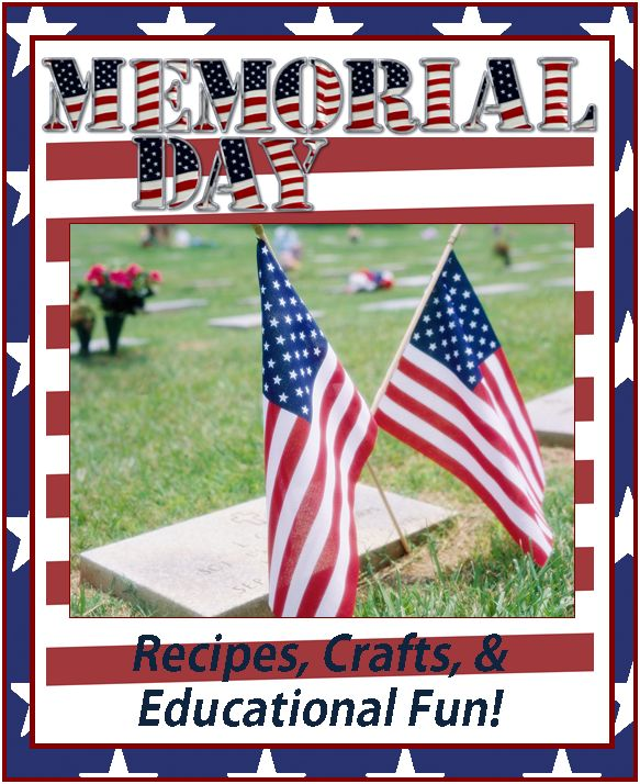 memorial day flag pictures