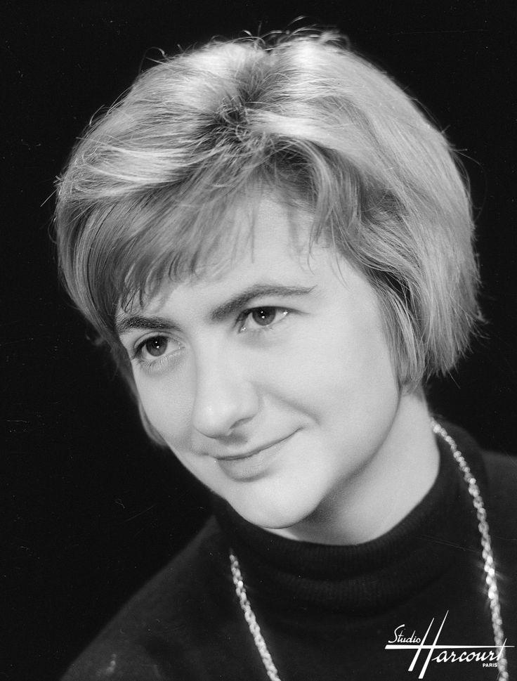Françoise Sagan, écrivaine, @Harcourt 1963