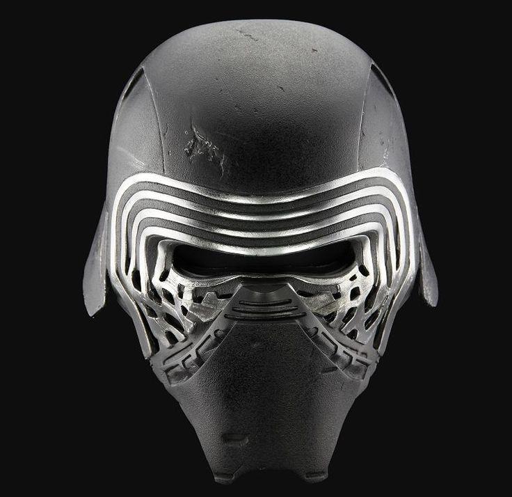 Kylo Ren Helmet by Anovos