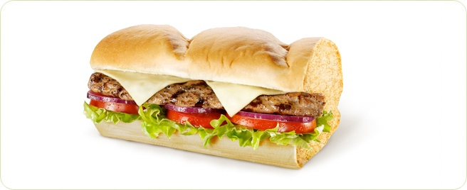 SUBWAY - Eat Fresh | Menu | £3 Lunch | Big Beef Melt includes 16 oz. drink