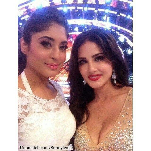 Sunny Leone and kritika Kamra