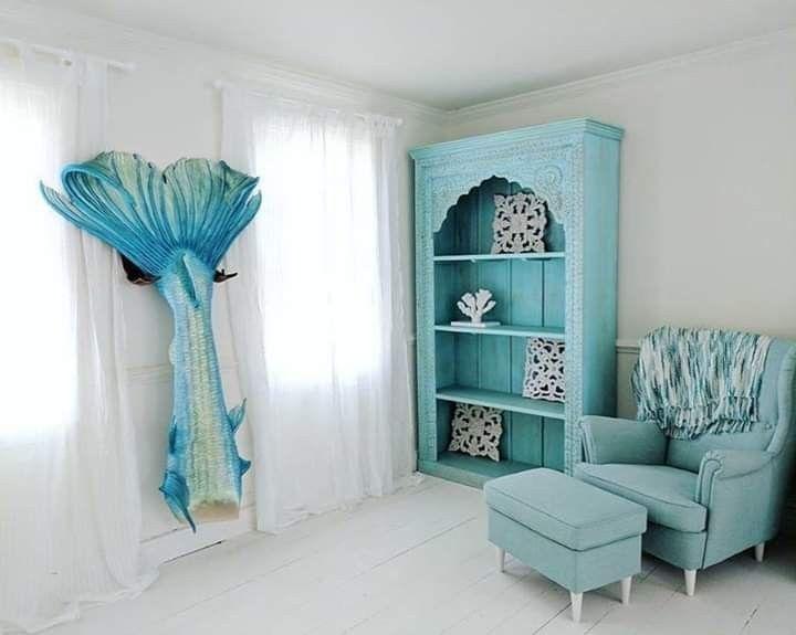 Fresh Summer Sales | Mermaid bedding, Decor, Mermaid bedroom